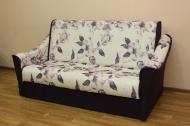 Натали 1,6, диван в ткани оливия 4а и однотон