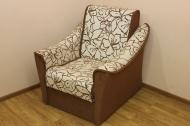 Натали 0,6, кресло-кровать в ткани манчестер гарден 03 и однотон