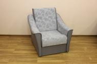 Натали 0,6, кресло-кровать в ткани спринг магнолия и однотон