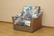 Натали 0,8, кресло в ткани сити 2 и однотон