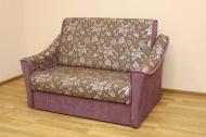 Натали 1,2, диван в ткани соул сирень и однотон