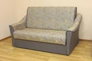 Натали 1,4, диван в ткани мона 04 и нео дк грей