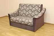 Натали 1,6, диван в ткани маура беж и однотон