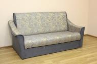 Натали 1,6, диван в ткани мона 04 и нео дк грей