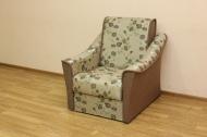 Натали кресло в ткани гармония 01 и однотон - 1