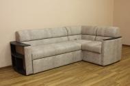 Николь, угловой диван в ткани альберта беж