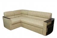 Николь, угловой диван в ткани альфа карамель <br><h2>ПОД ЗАКАЗ В ТЕЧЕНИИ 3-Х НЕДЕЛЬ</h2>