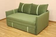 Орфей, диван в ткани витал грин