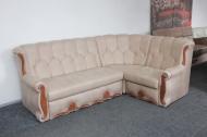Роксана, угловой диван в ткани амели какао -ПОД ЗАКАЗ В ТЕЧЕНИИ 3-Х НЕДЕЛЬ-