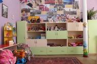 шкафы детсад 3
