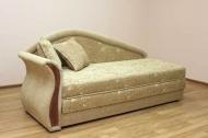 Софа 1, диван в ткани бомбей 3а и 3 б