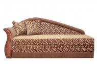 Софа 1, диван в ткани зодиак шоко