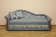 Софа 3, диван в ткани альмера 02 и однотон