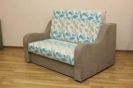 Соня 1,4, диван в ткани копс голубой и однотон