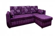 Татьяна, угловой диван в ткани Арам конкорд