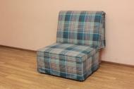 Тихон, кресло-кровать в ткани ексель азур