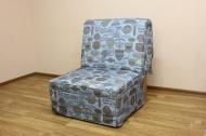 Тихон, кресло-кровать в ткани катани джинс