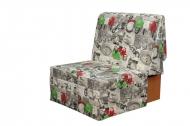 Тихон, кресло-кровать в ткани ланетта веспа