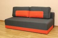 Токио, диван в ткани артемик пепер и етна 42 - 1