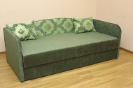 Василек, диван в ткани кафу д102 -331 и розалинда 331