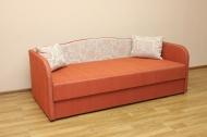 Василек, диван в ткани паула роуз и кафу д 111-229