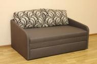 Виола, диван в ткани маура беж и однотон