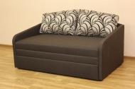 Виола, диван в ткани маура беж и однотон фалькон 17