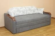 Вояж Н 2,0 диван в ткани диас 1002 и росто 93 грей - 1