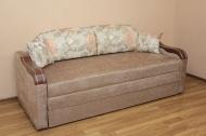 Вояж Н 2,0 диван в ткани елеганс 3703 и лиса 118 - 1