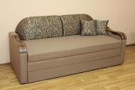 Вояж Н200 диван в ткани мона 02 и однотон