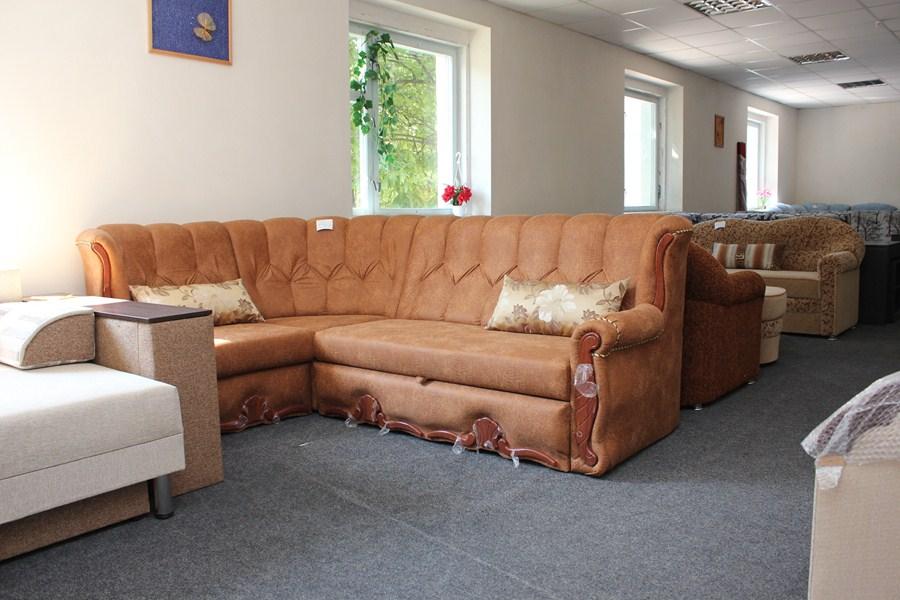 пан диван, салон