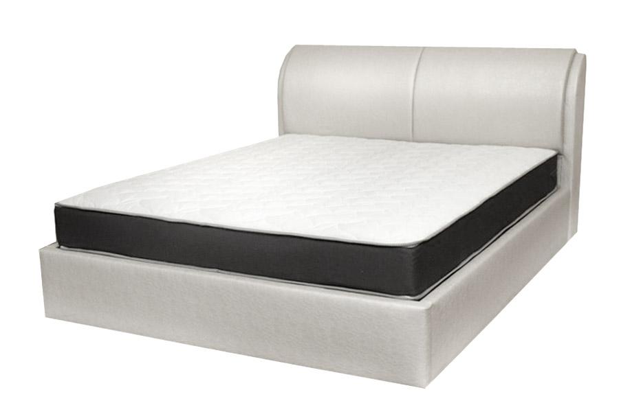 """Кровать Афина, Большая мягкая кровать """"Афина"""" с латофлексом - одна из наших новинок. Сочетает в себе классический дизайн и современные технологии"""