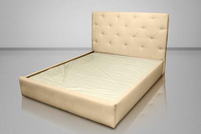 """Кровать Анжелика, Большая мягкая кровать """"Афина"""" с латофлексом - одна из наших новинок. Сочетает в себе классический дизайн и современные технологии"""