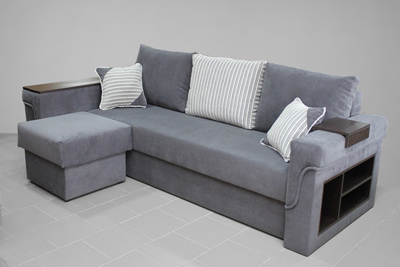 Дуэ, угловой диван