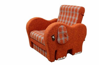 Слоник, кресло