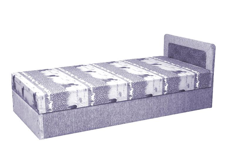 Кровать 0,8 эконом блок