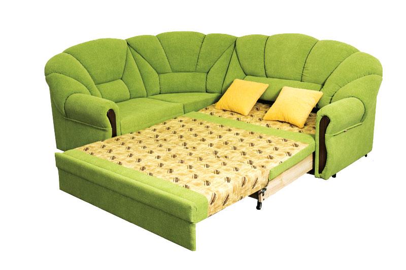 Алиса, угловой диван, спальное место