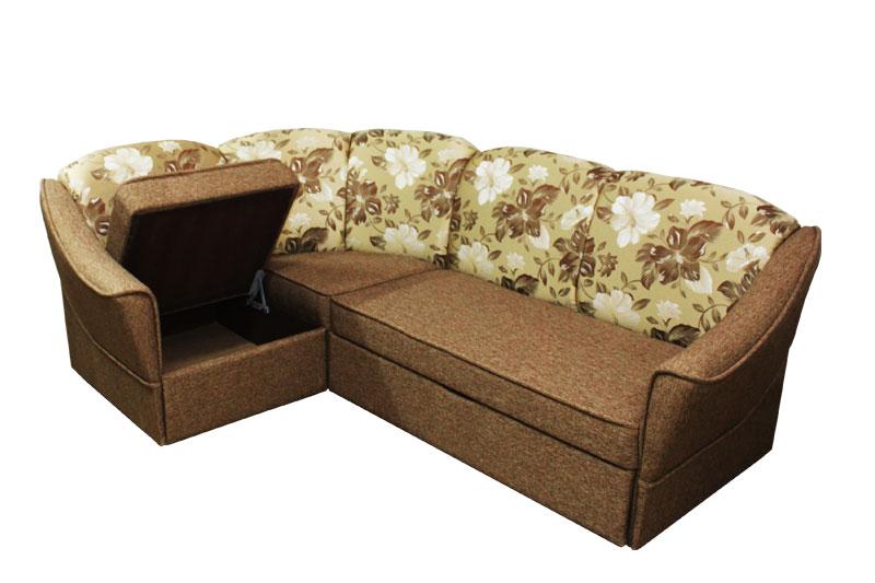 Лидия Н, угловой диван