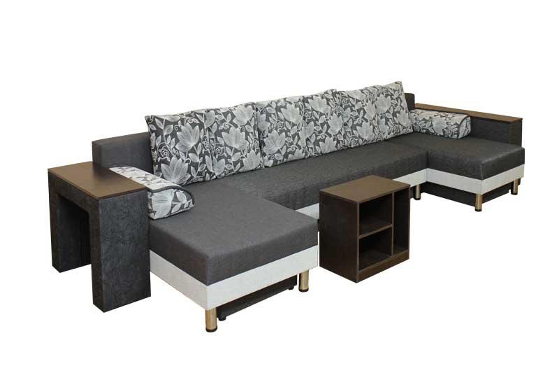 Симфония Бис, угловой диван