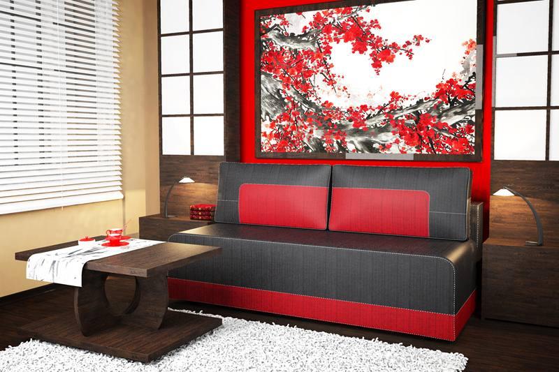 Токио, диван