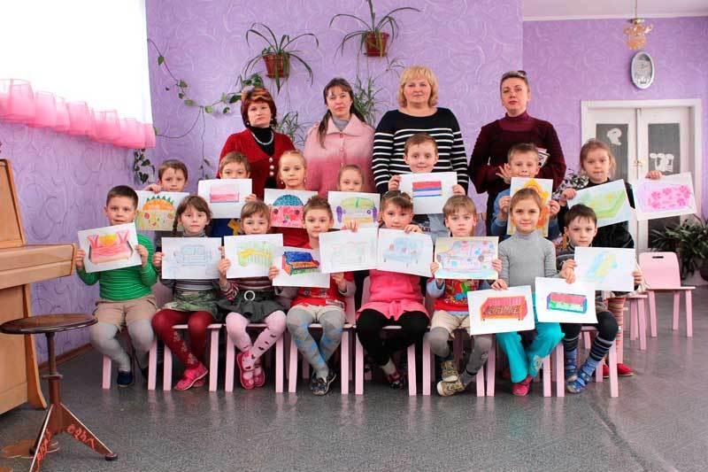 Детские конкурсы