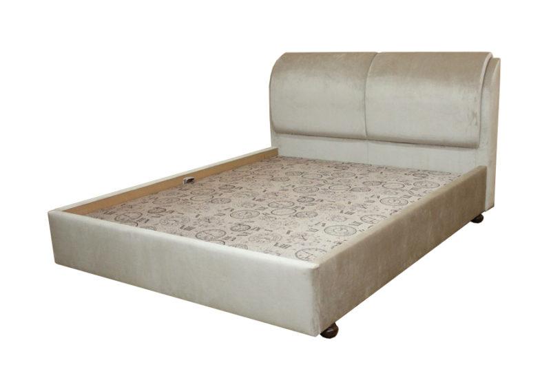 Афина, кровать без матраса