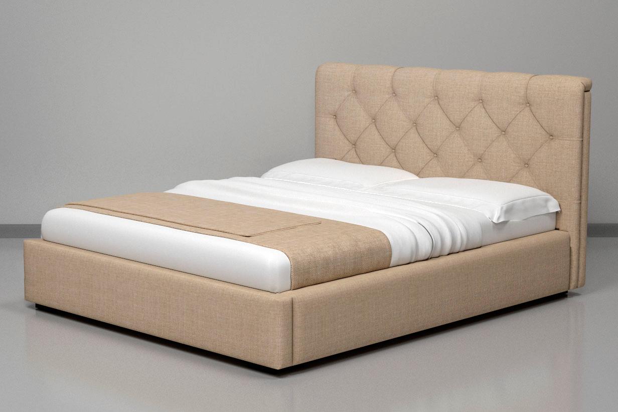 Моника, кровать