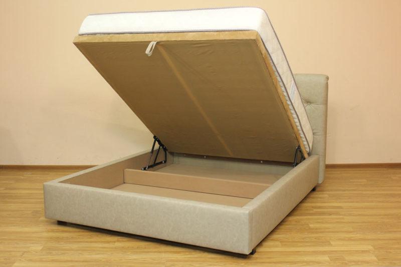 Ниша кровати Моника Б. Матрас заказывается отдельно и не входит в стоимость кровати