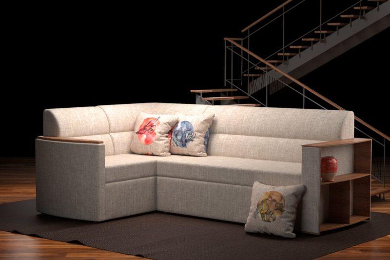 Николь, угловой диван