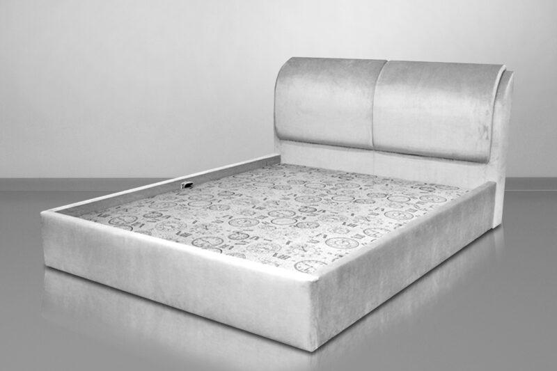 Афина, кровать