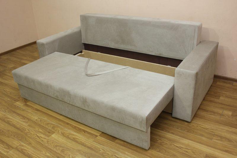 Люкс, диван разложенный с нишей