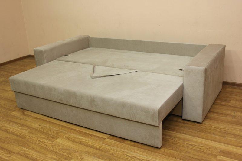 Люкс, диван разложенный