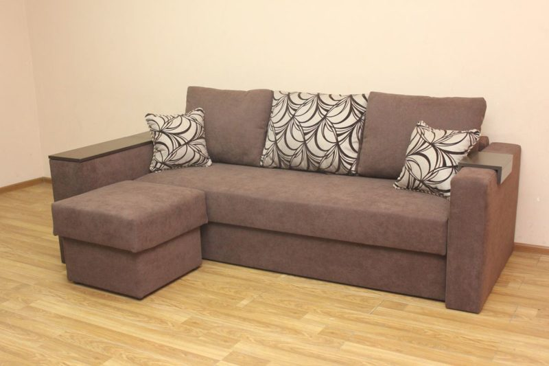 Дуэт, угловой диван