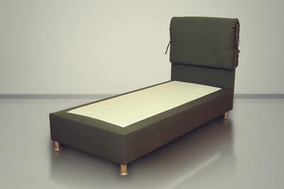 Баффі, ліжко